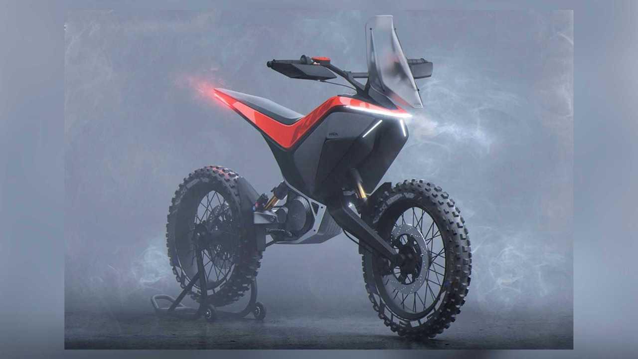 KTM Light Adventure Concept - Main