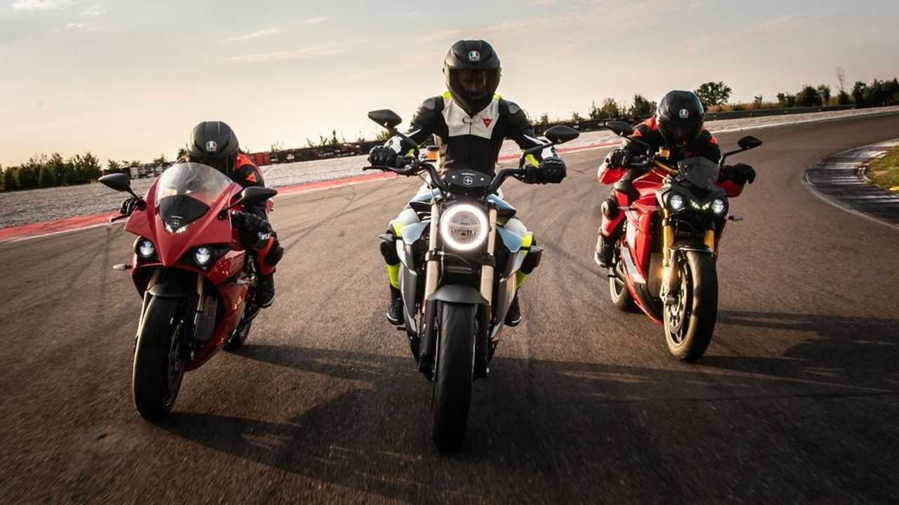 Energica 2021 Growth