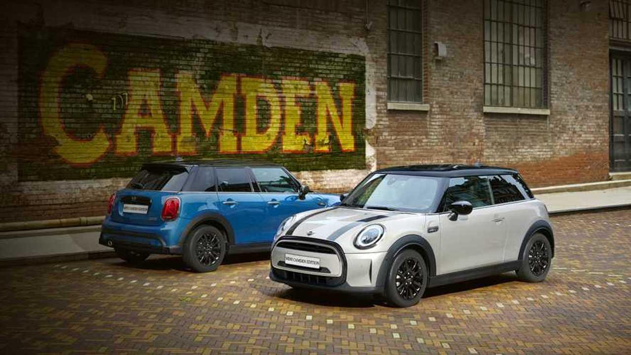 MINI presenta tre nuovi allestimenti e la Camden Edition