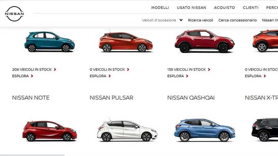 Auto usate certificate, Nissan crea il suo programma