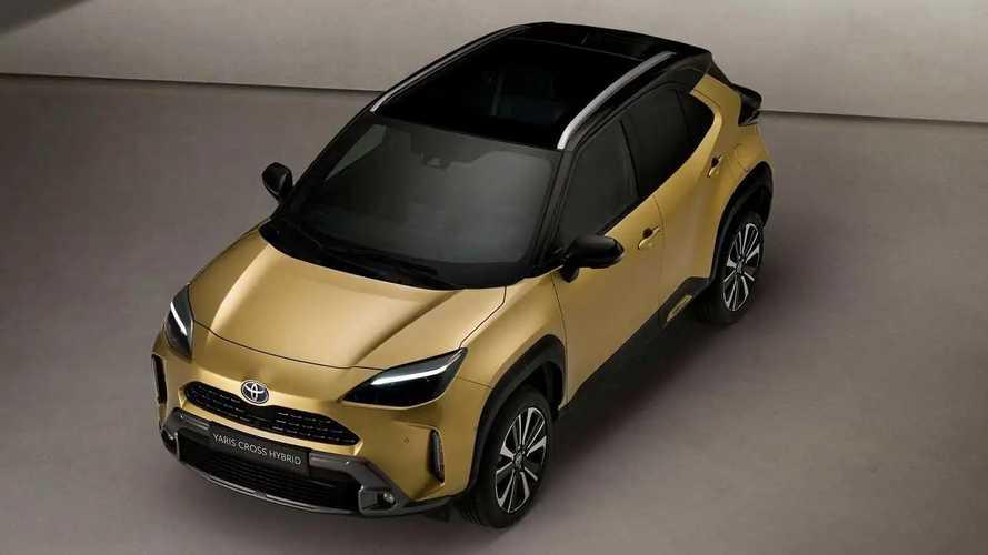Toyota Yaris Cross Hybrid, partono gli ordini per il SUV ibrido