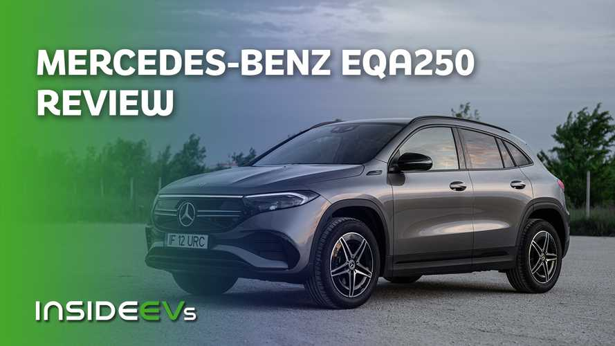 2021 Mercedes-Benz EQA 250 Review - Just An Electric GLA?