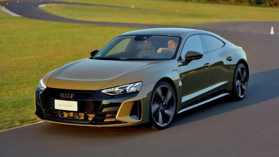 Impressões: Audi RS e-tron GT elétrico honra a sigla esportiva