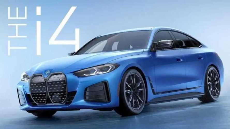 BMW i4 M50 - La première BMW M électrique !