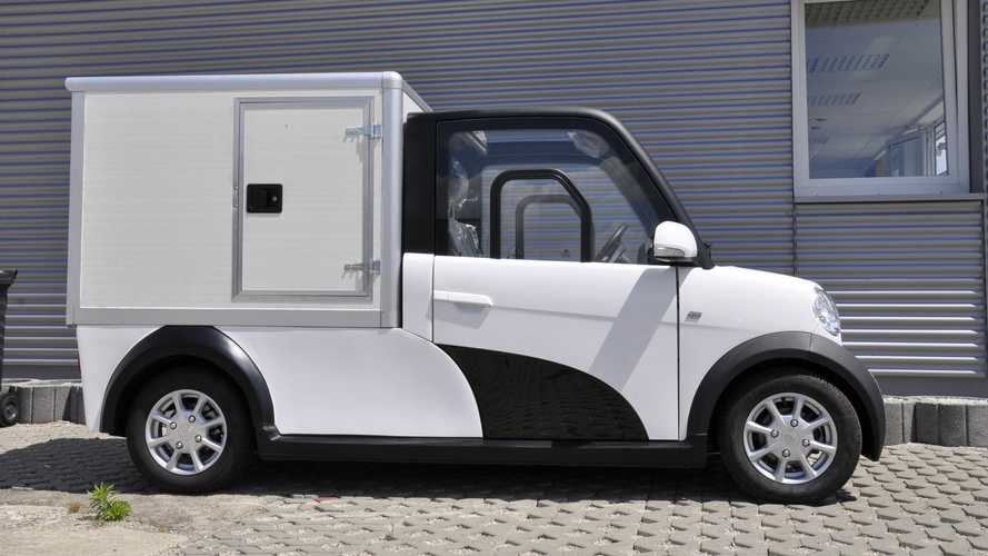 Ari 458: Winziger Elektrotransporter mit 530 Kilo Nutzlast