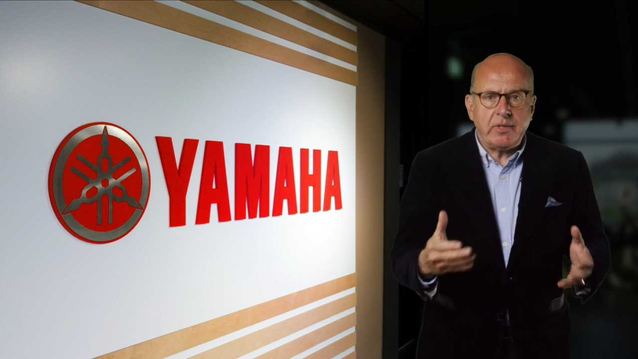 Yamaha Europe CEO Eric de Seynes