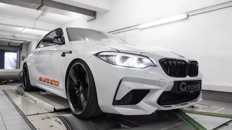 BMW M2 Competition, con G-Power tocca i 550 CV