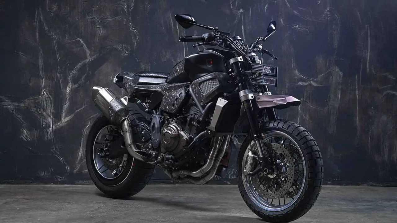 The Bull: 2021 Yamaha XSR700 - Main