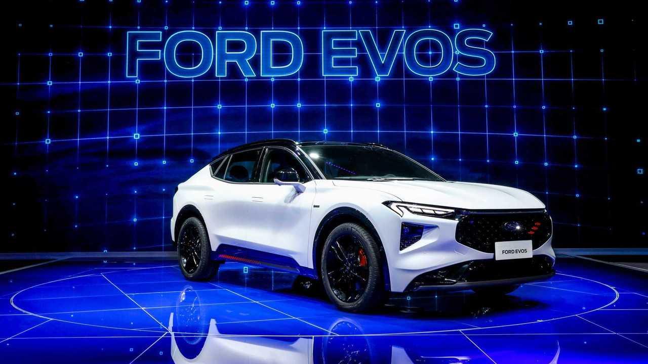 Ford Evos Ön Cephe