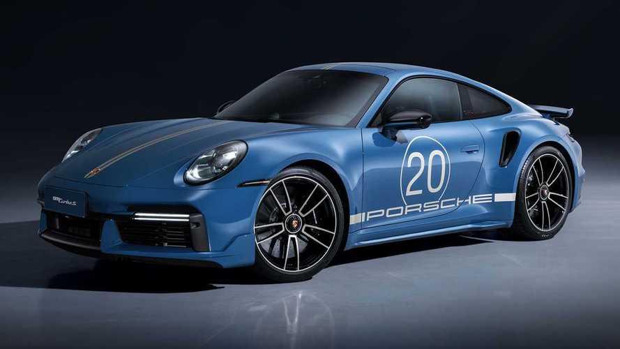 Porsche, Çin'deki 20. yılını bu özel 911 Turbo S ile kutladı