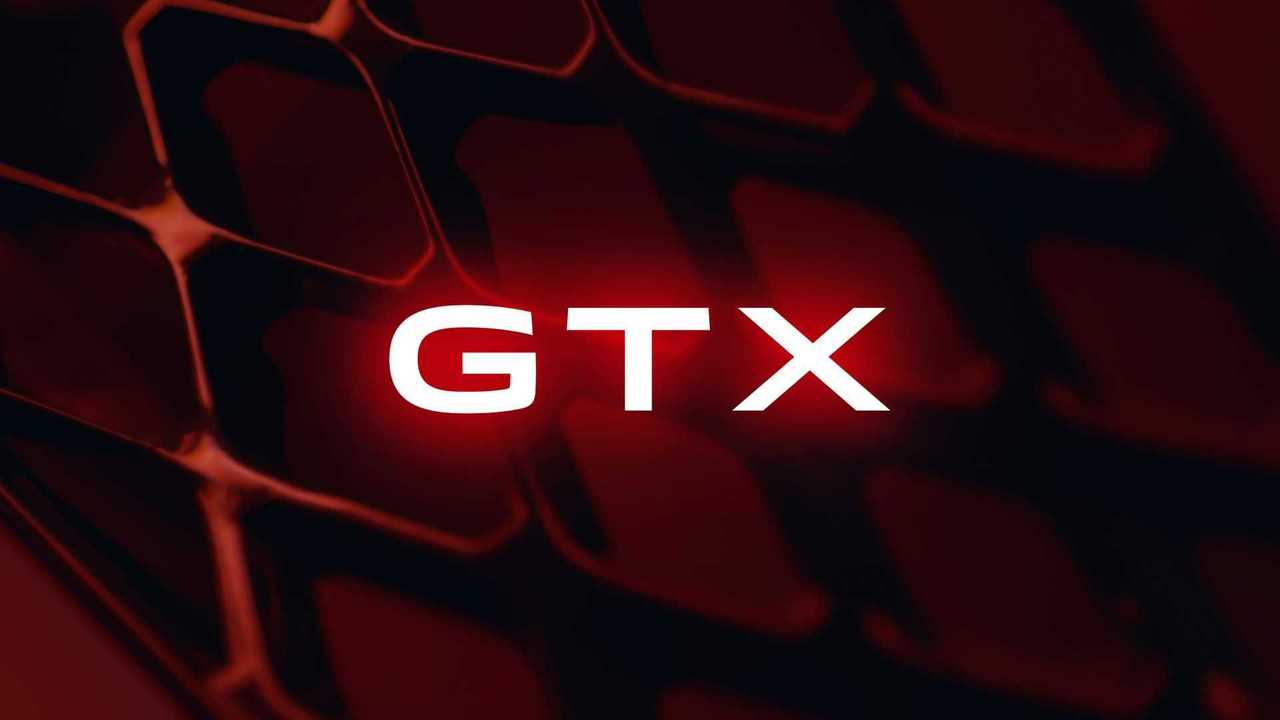 Volkswagen ID.4 GTX İpucu Görüntüsü (Teaser)