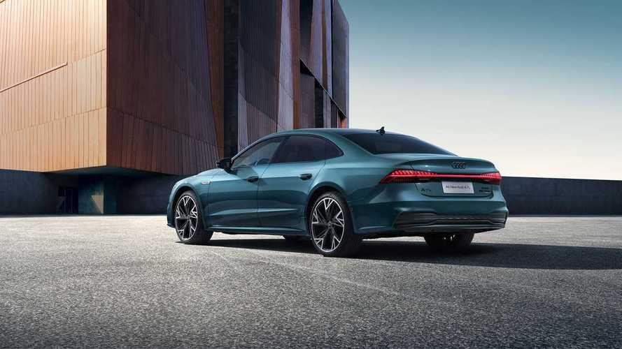 Así es el Audi A7L 2021, convertido en sedán para China