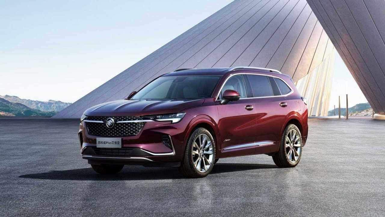 Buick Envision Plus Ön Cephe