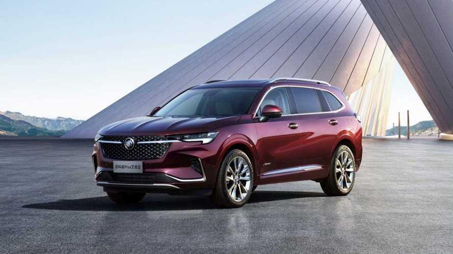 Buick Envision Plus ve Verano Pro Sedan Şangay'da