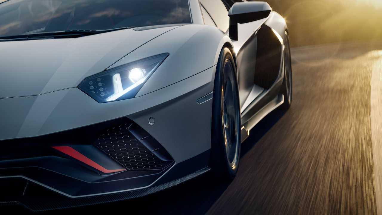 Этим летом Lamborghini представит еще одну новинку