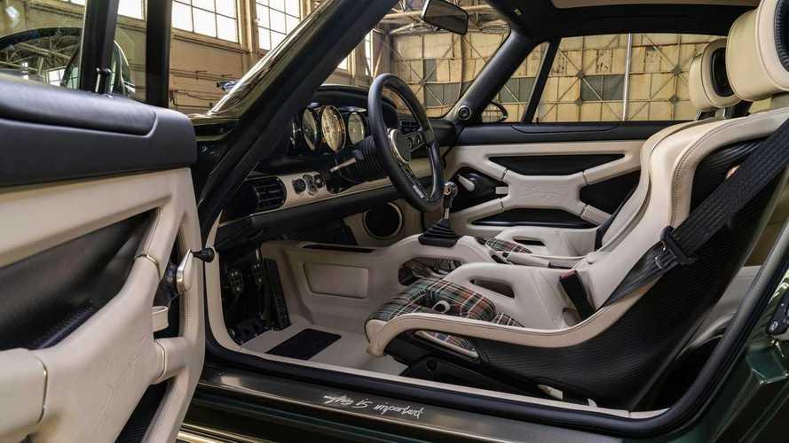 Singer Porsche 911 DLS Cars At Goodwood