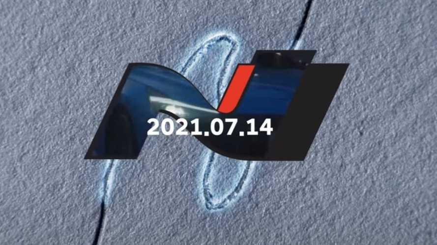 Hyundai Elantra N, Kona N Make Brief Appearance In Nurburgring Teaser
