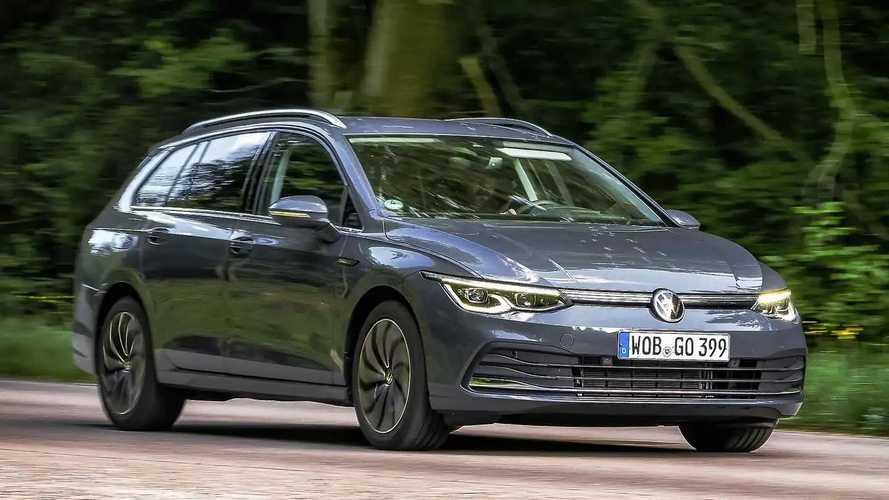 VW Golf Variant 1.5 TSI (2021) mit 130 PS im Test