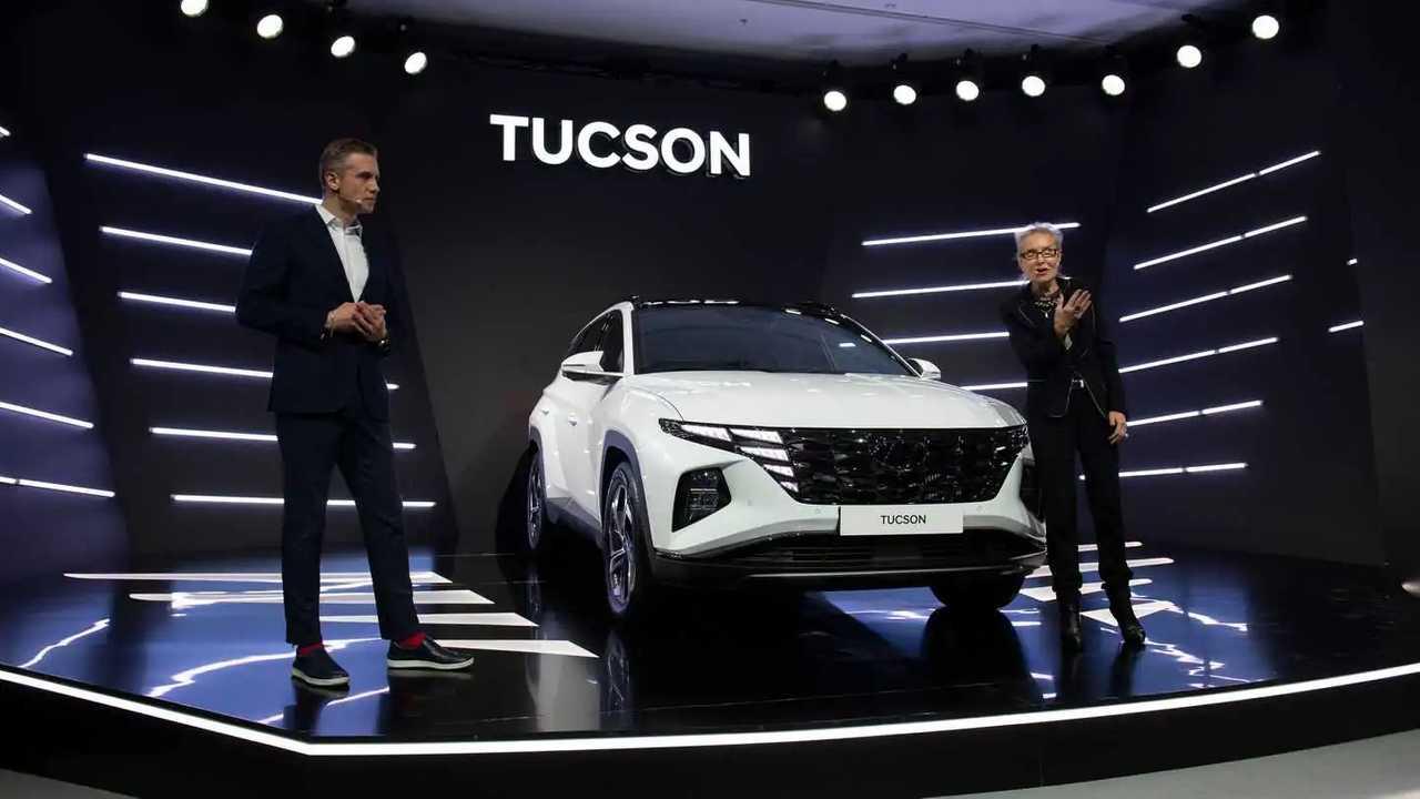 Российская премьера Hyundai Tucson в МАММ