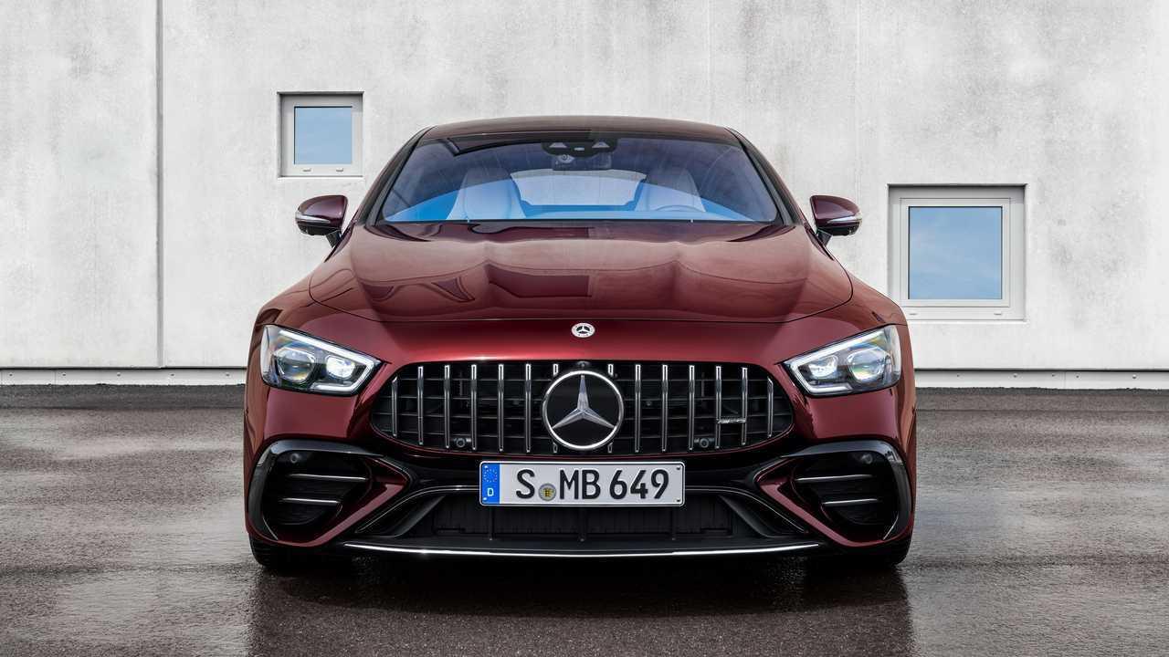 Exterior Mercedes-AMG GT 4 puertas 2022