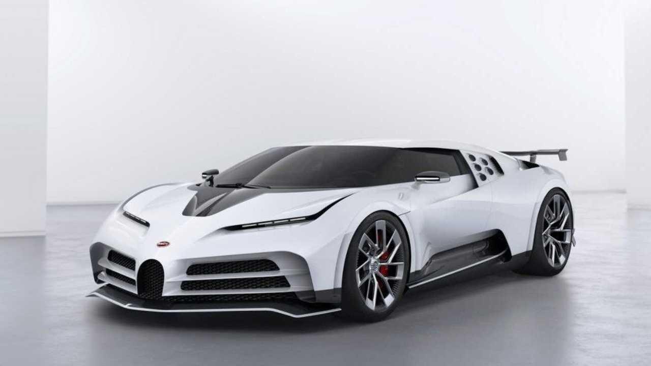 2. Bugatti Centodieci