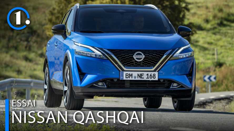 Essai Nissan Qashqai (2021) - L'initiateur reprend du galon