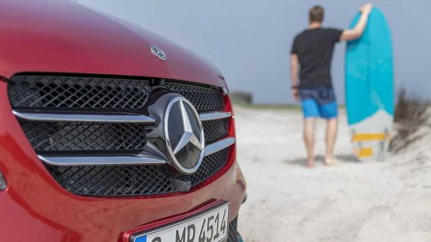 Mercedes-Benz Marco Polo, il lato chic del camper van