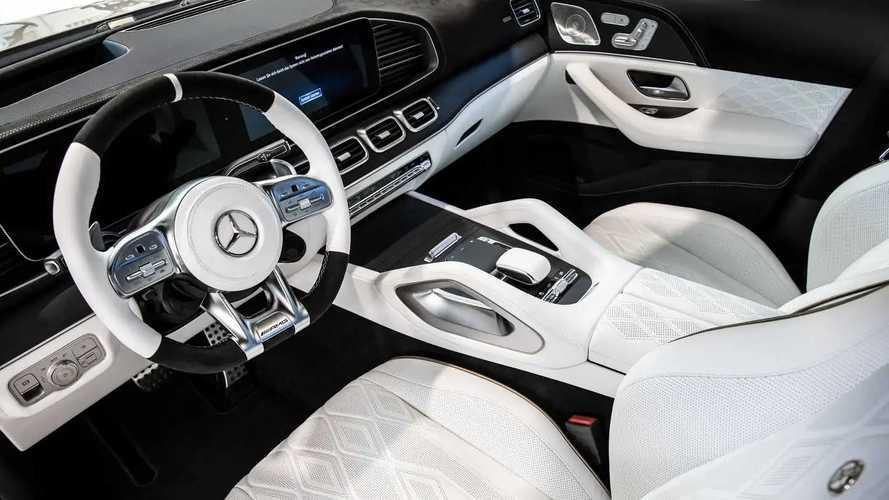 Mercedes GLE Coupé karya Hofele