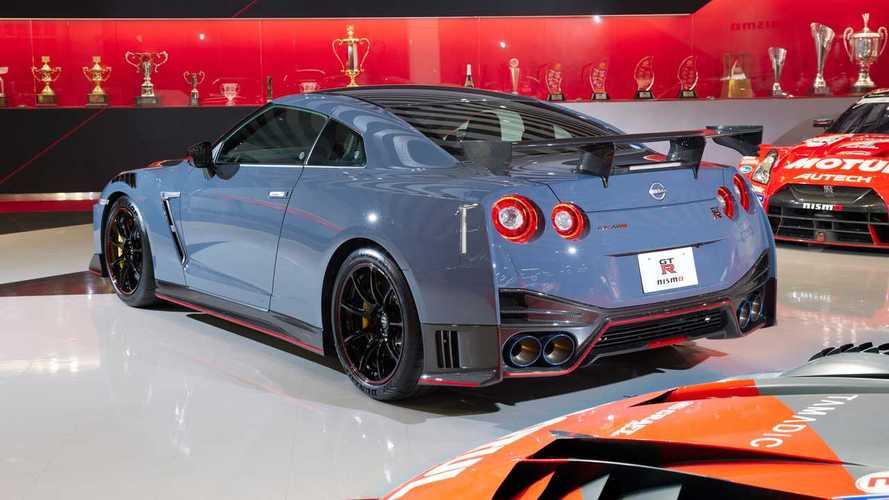 Nissan GT-R NISMO Special Edition 2021