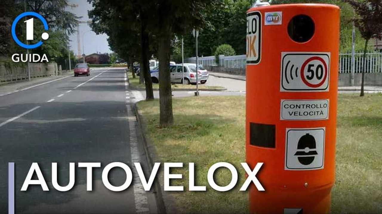 Autovelox, ecco tutte le telecamere