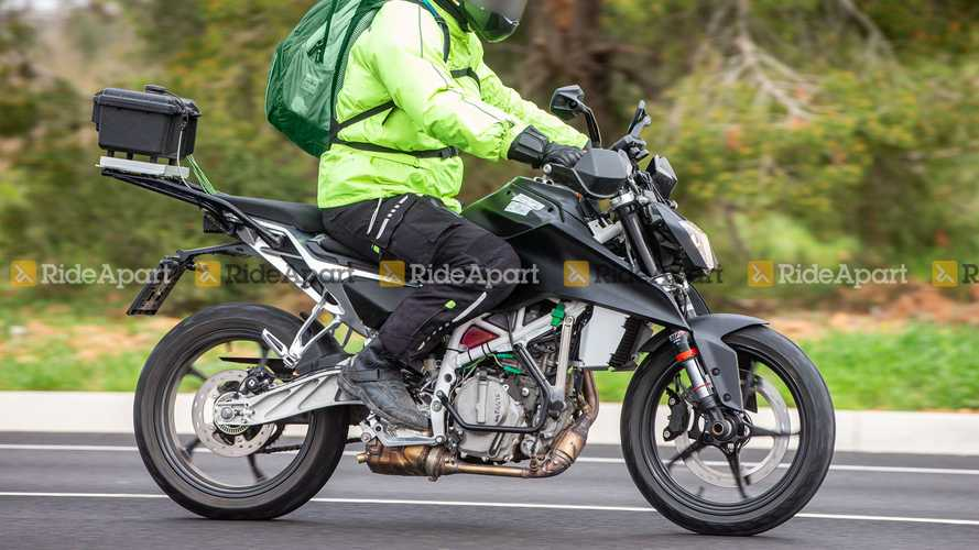 Spotted: KTM 250 Duke And 125 Duke Next In Line For Big Updates