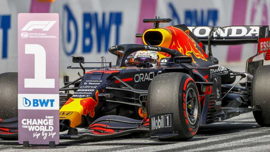 2021 Avusturya GP: Verstappen ve Red Bull yine kazandı