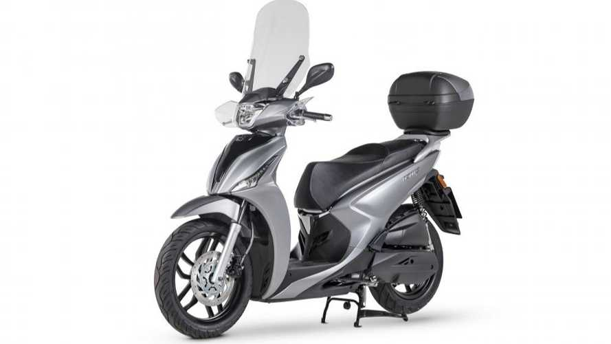 Kymco Rolls Out Updated People 200i ABS Commuter Scooter