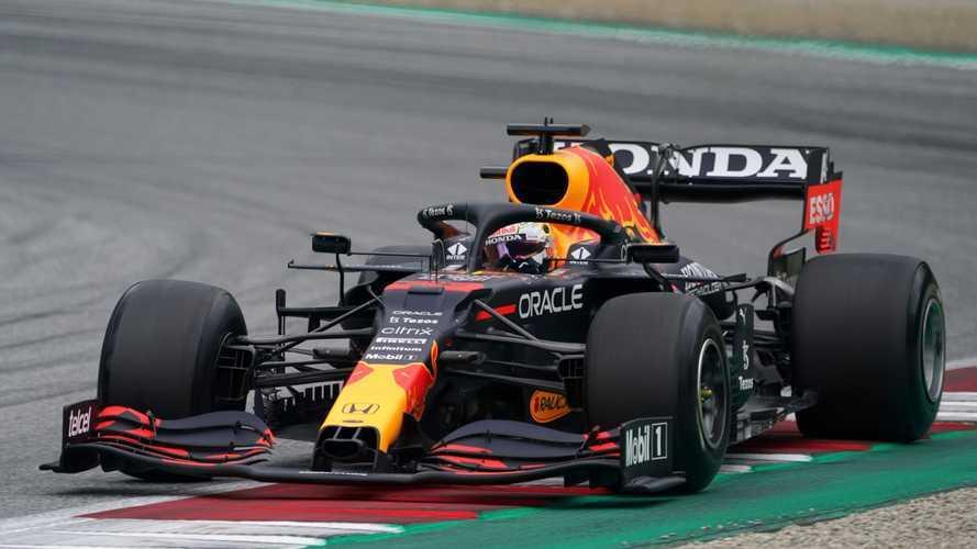 2021 Avusturya GP: Norris zorladı, Verstappen pole pozisyonunda