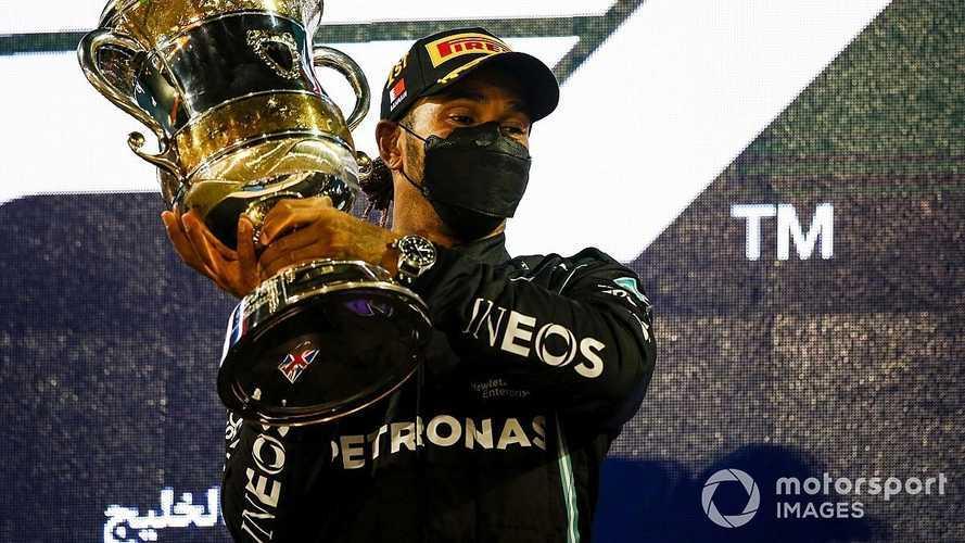 """Hamilton a pu """"prouver"""" qu'il ne gagne pas qu'avec la meilleure F1"""