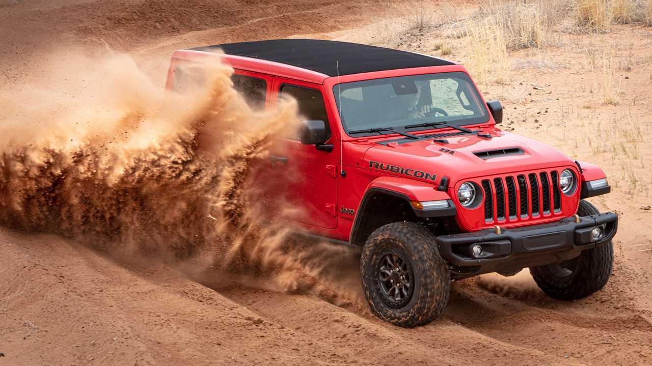 Jeep Wrangler Rubicon 392 2021 - Avaliação