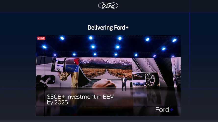 """Ford+"": BEVs sollen so profitabel werden wie Verbrenner"