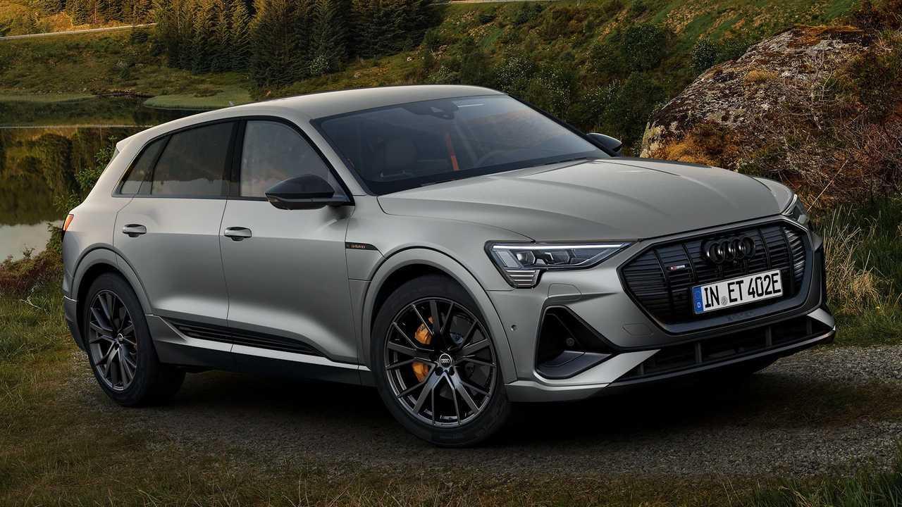 Audi E-Tron Sportback Ön Cephe