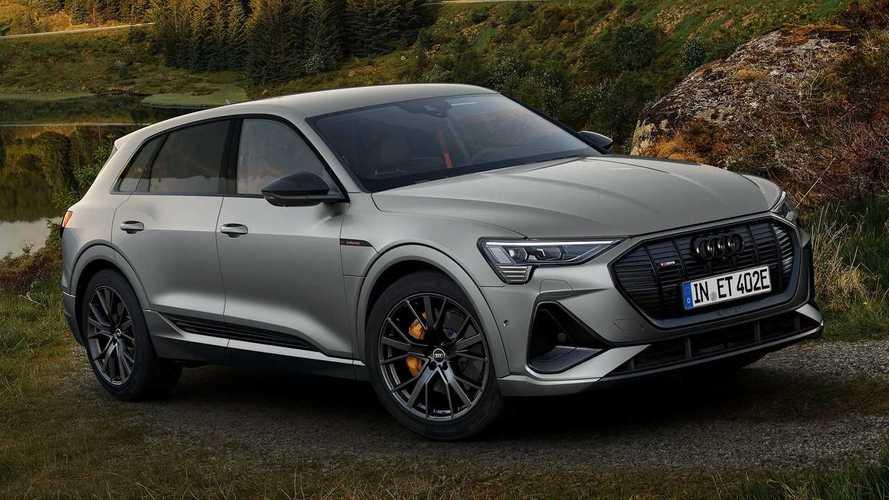 Yeni Audi E-Tron, büyüyen bataryası ve artan menzili ile gelecek