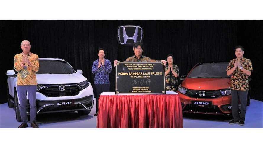 Honda Tuai Hasil Positif pada Penjualan Kuartal I 2021