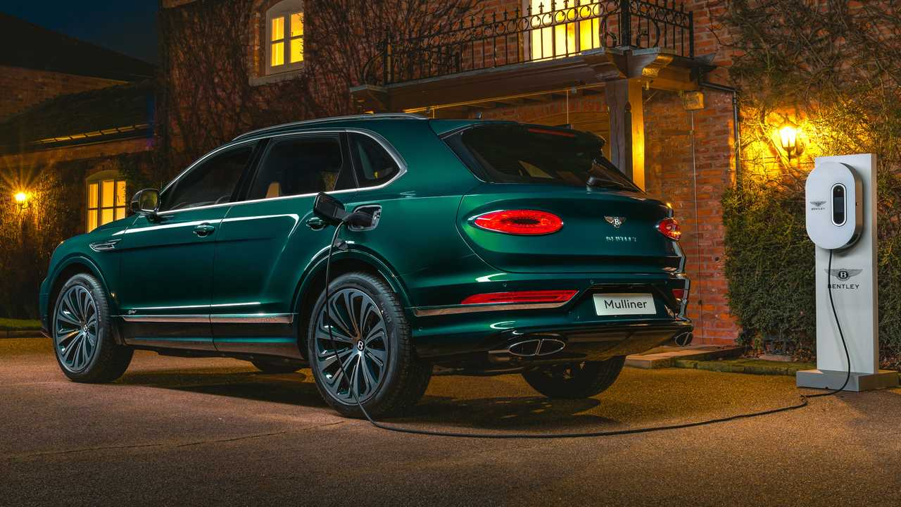 Bentley's first EV to launch in 2025 as an SUV