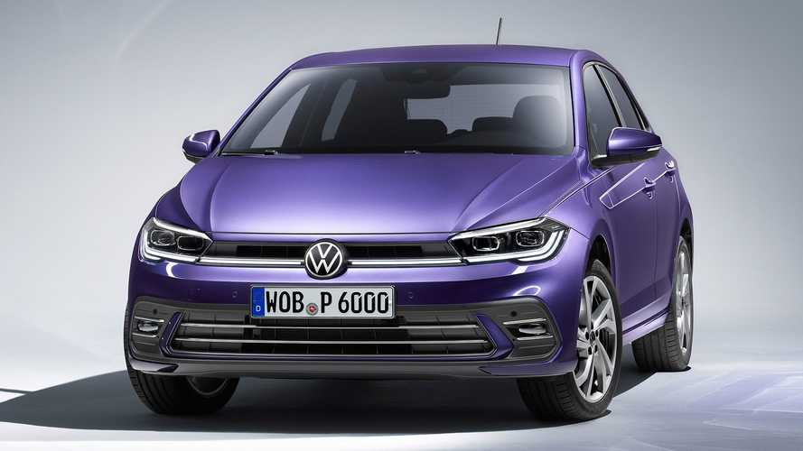 2021 Volkswagen Polo Facelift Debuts With Golf-Like Taillights
