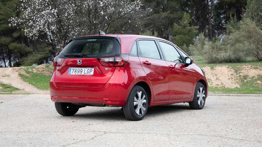 Honda Jazz 1.5 i-MMD Elegance 2021 prueba