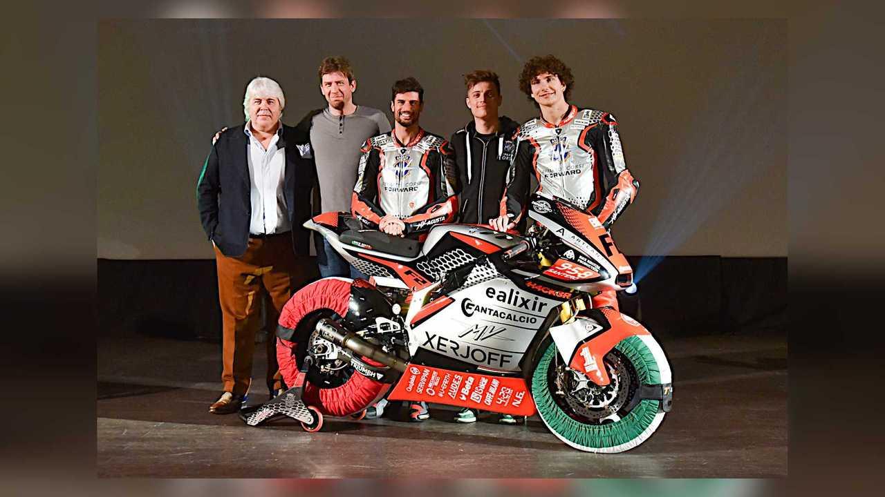 MV Agusta Forward Racing 2021