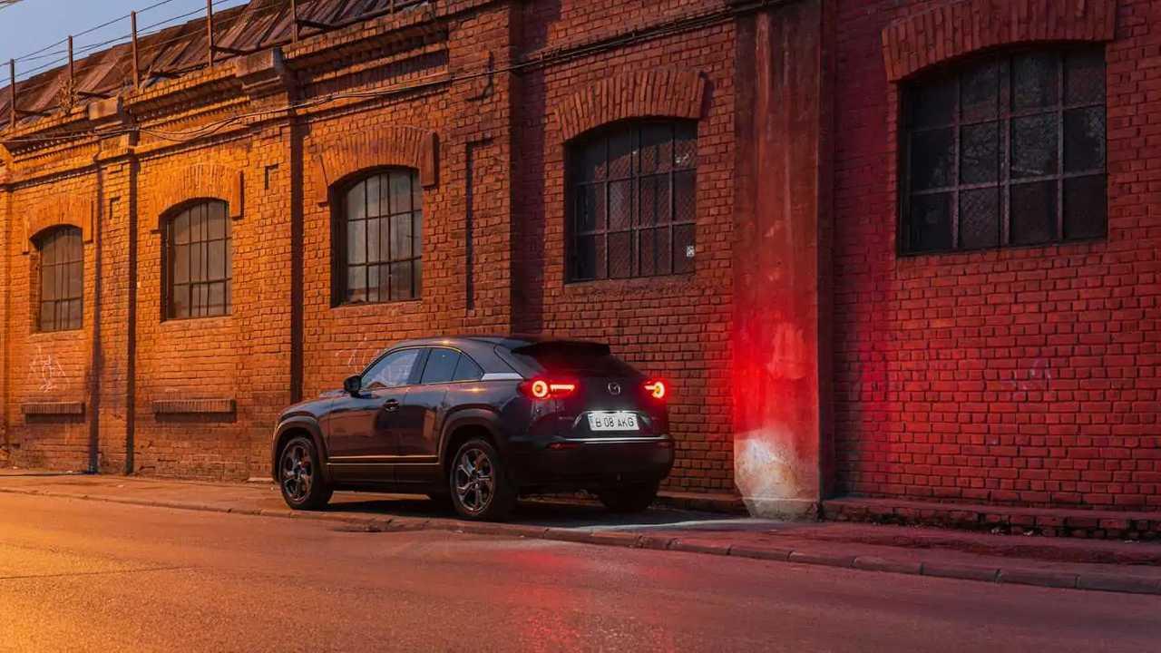 Mazda MX-30 road test in Romania