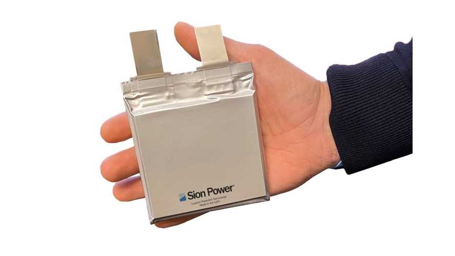 Sion Power Announces 17 Ah Licerion-EV Cells: 400 Wh/kg Energy Density