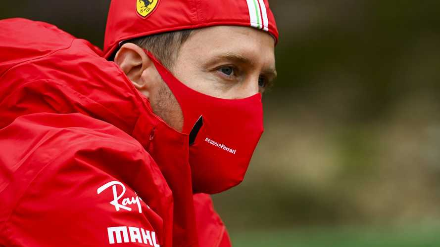 Vettel 'at peace' with himself over Ferrari F1 exit