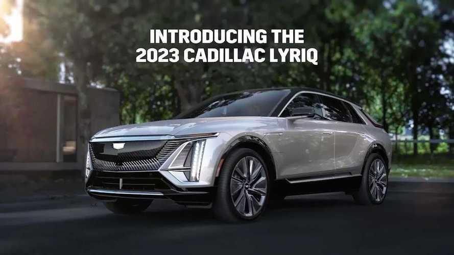 Cadillac Lyriq'in detaylarını ve test aşamalarını görün
