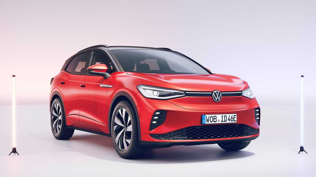 Volkswagen ID.4 GTX: The Electric GTI Of Family SUVs