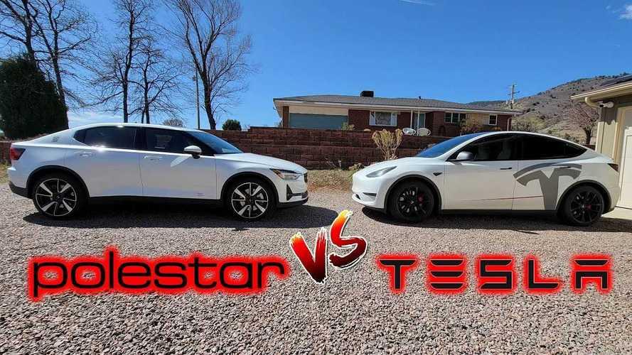 Tesla Model 3 Vs Polestar 2: Long-Time Tesla Owner's Thoughts